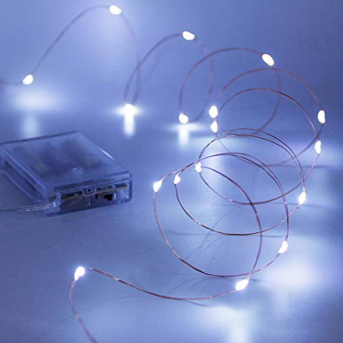 Led 100 Micro Icicle Light String in US - 7