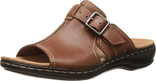 - CLARKS Women's Leisa Gianna, Tan 9.5 M US