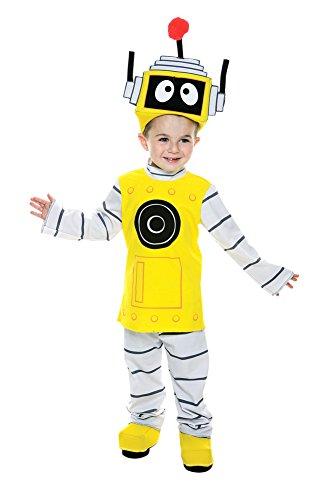 Yo Gabba Gabba Plex Opp Toddler Halloween Costume (Yo Gabba Gabba Plex Costumes)
