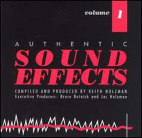 (Authentic Sound Effects, Vol. 1)