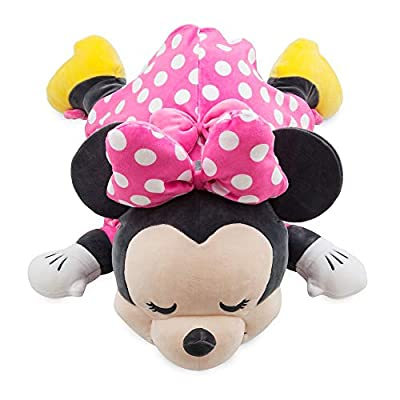 Disney Minnie Mouse Cuddleez Plush – Large – 23 Inch: Toys & Games