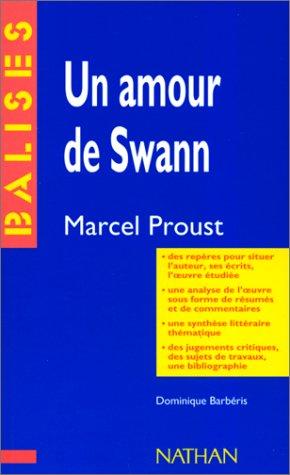 marcel proust un amour de swann dissertation