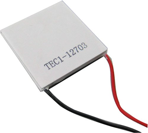 High Power TEC1-12703 Thermoelectric Cooler Generator Cooling Peltier Plate Module Thermostat Cooling Controller 40x40mm
