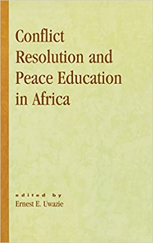 role of education in conflict resolution