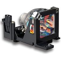 Projector Lamp ELPLP25H/V13H010L2H/V13H010L25/ELPLP25 for EPSON EMP-TW10, PowerLite Home 10, PowerLite S1, EMP-S1, V11H128020