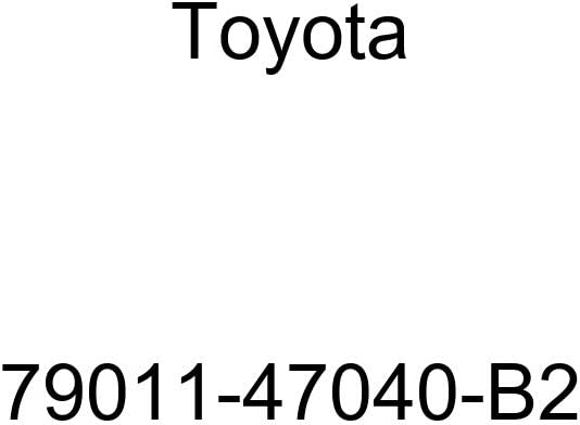 Toyota Genuine 79011-47040-B2 Seat Cushion Cover Sub Assembly