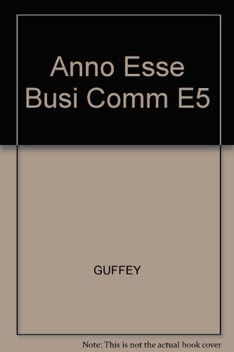 Essentials of Business Communication, Annotated Instuctor's Edition
