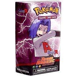 Card Ex Team Rocket (Pokemon EX Team Rocket Returns James Starter Deck)