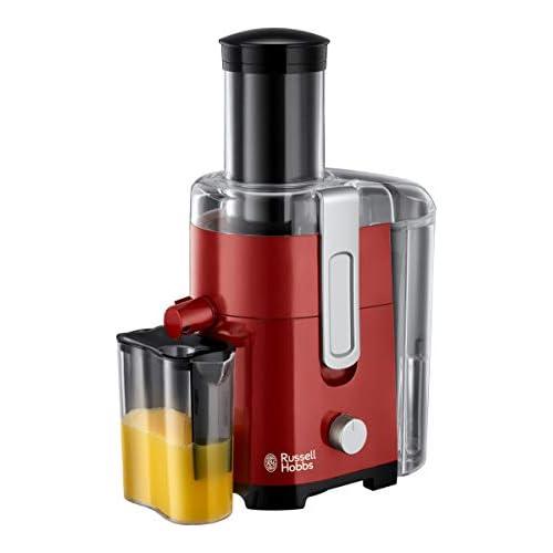 chollos oferta descuentos barato Russell Hobbs Desire Licuadora y Exprimidor Eléctrico 550 W Plástico Libre de BPA Rojo ref 24740 56