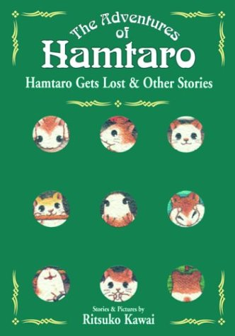Hamtaro Gets Lost and Other Stories (The Adventures of Hamtaro, Vol. 2)