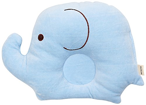 Baby Protective Pillow Elephant Porket Cartoon Design Toddler Head Pillow