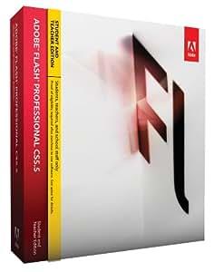 Adobe Flash Pro CS5.5 Student and Teacher Edition