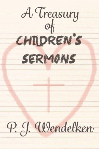A Treasury of Children's Sermons PDF