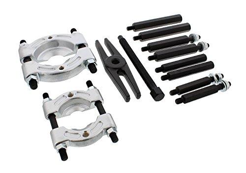 ABN Bearing Separator Set, 5-Ton Capacity – Bar-Type Bearing Splitter, Gear Puller, Fly Wheel Separator 12-Piece Kit by ABN (Image #3)