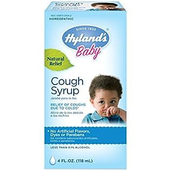 Amazon Com Baby Cough Syrup Infant Cough Medicine