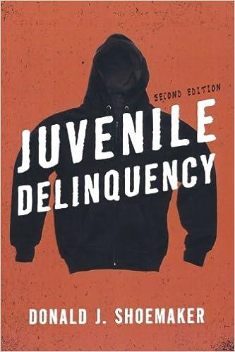 Juvenile Delinquency: Amazon.es: Donald J. Shoemaker: Libros en idiomas extranjeros