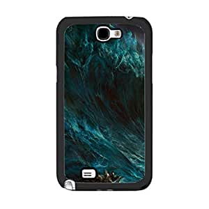 Cool Ocean Waves Blue Sea Nautical For Case Iphone 6 4.7inch Cover High Impact AzlXLAICIC5 Hard Plastic Cover Skin for Boys