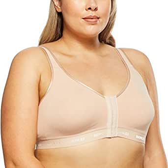 Berlei Women's Underwear Microfibre Post Surgery Bra, Bodytone, 10B