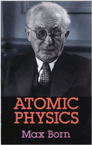 Atomic Physics: 8th Edition (Dover Books on Physics) (Foot Atomic Physics)