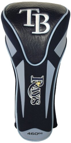 - Team Golf MLB Tampa Bay Rays Golf Club Single Apex Driver Headcover, Fits All Oversized Clubs, Truly Sleek Design