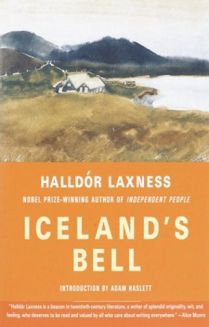 Book cover for Iceland's Bell