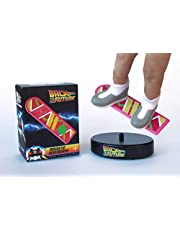 Back to the Future: Mini Hoverboard: With Magnetic Sneakers