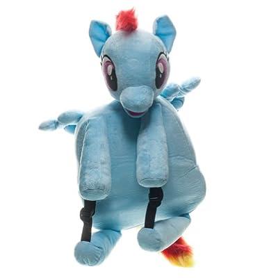 My Little Pony Jumbo Rainbow Dash Backpack: Clothing