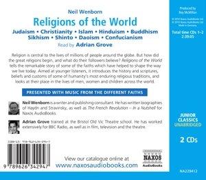 Religions of the World (Junior Classics)