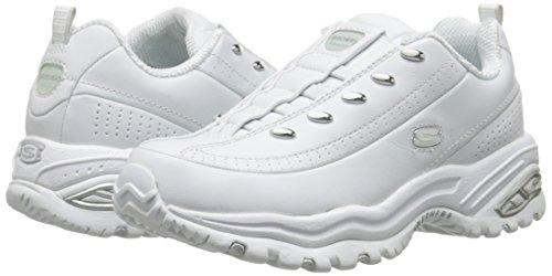 skechers premium white