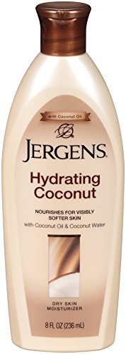 Jergens Hydrating Coconut Lotion Ounce