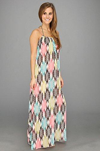 Volcom Women's Beat Street Dress, Multi, Small