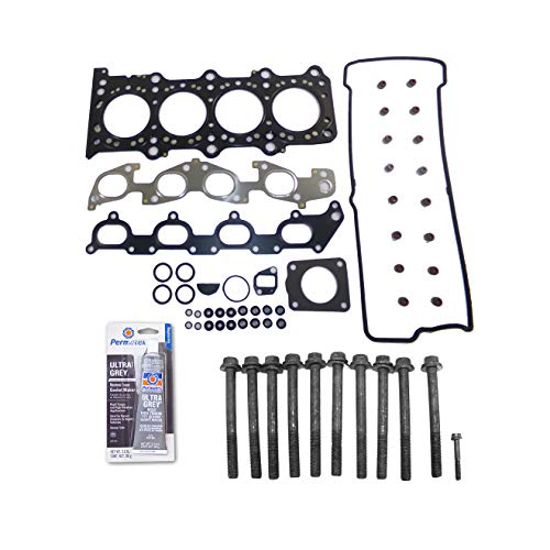 - Head Gasket Set Bolt Kit Fits: 96-03 Chevrolet Suzuki Aerio 1.8L 2.0L J18A J20A