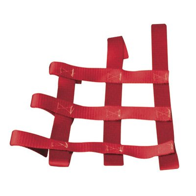 MOTORSPORT PRODUCTS NET NERF AC/H/K/P/S/Y RED - 81-0103