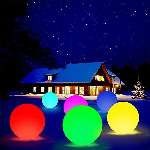 Light Up Balls For Garden in US - 9