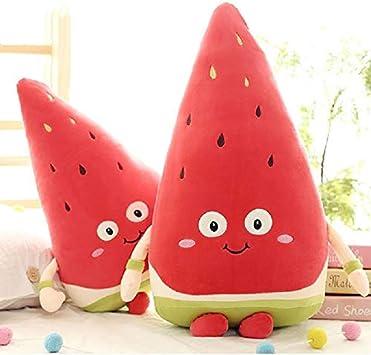 30cm //Rojo GHTYN Sand/íA Almohadas Fruta Cojines De Peluche Balancines De Peluche Almohada,Planta De Dibujos Animados Almohada Suave Juguete For Los Regalos De Cumplea/ñOs De Los Ni/ñOs del 20cm
