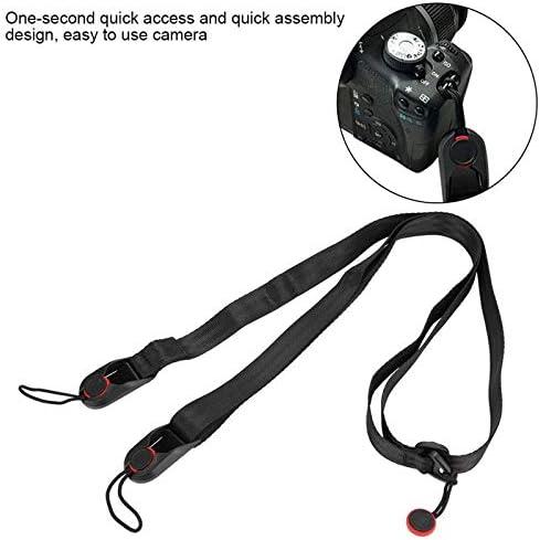 Universal Durable Adjustable Camera Shoulder Neck Wrist Strap Anti-slip Belt Value-5-Star