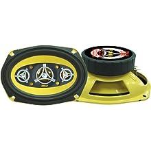 Pyle PLG69.8 6x9-Inch 500-Watt 8-Way Speakers