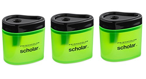 Prismacolor 1774266 Scholar Colored Sharpener product image