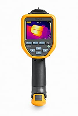 "Fluke Thermal Imager, 160x120 Resolution, 3.5"" LCD"