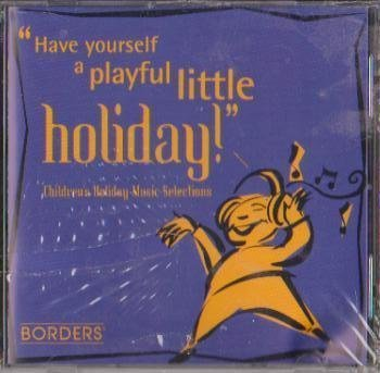 ful Little Holiday (Christmas) - Children's Holiday Music Selections ()