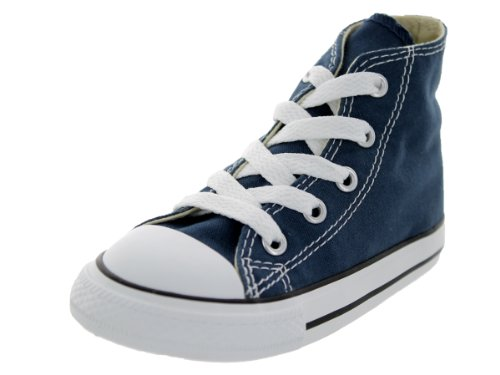 Scarpe bambini Top Toddler High All Chuck Converse Navy Star per Taylor 4xw0OIqz