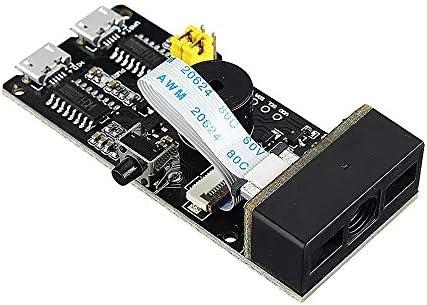 XIEWEICHAO UART série intégré 2D à Deux Dimensions Scanner v3.0 Moteur Barcode Reconnaissance Module de numérisation Balayer