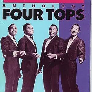 Four Tops Anthology Amazon Com Music