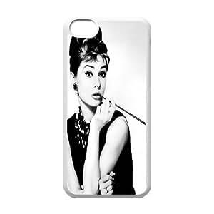 Generic Case Audrey Hepburn For iPhone 5C 445C6T8663