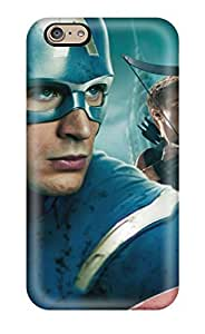 Hot Tpye Captain America The First Avenger Anime Case Cover For Iphone 6