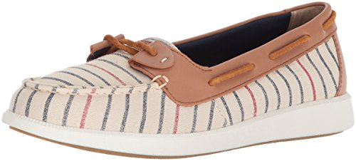 clearance 2014 newest Sperry Top-Sider Women's Oasis Loft Canvas Boat Shoe Natural Multi cheap lowest price nicekicks for sale find great online low cost cheap online 7XB1Pw
