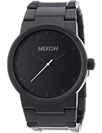 Cannon Watch - Men's All Black