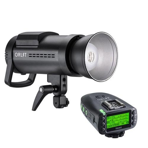 ORLIT RoveLight RT 400 HSS TTL Battery-Powered Monolight Bowens Mount