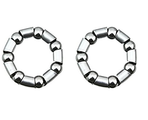Lowrider 2-1 Piece Crank Bearing 5/16'' ball size x 7 balls. Set of bearing. Pair of bearings. for bicycle crank, bike crank, bikes, beach cruiser, limos, stretch bicycles. by Lowrider
