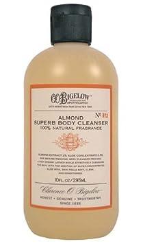 Bath Body Works C.O. Bigelow Almond Superb Body Cleanser 10 oz